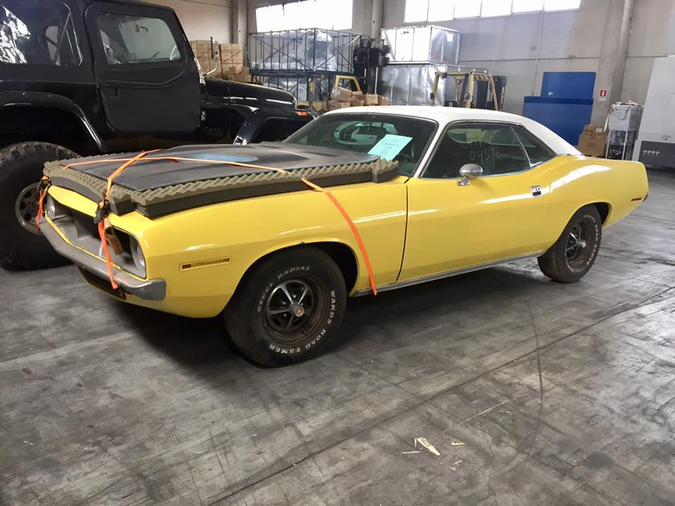 1970 Plymouth Gran Coupe