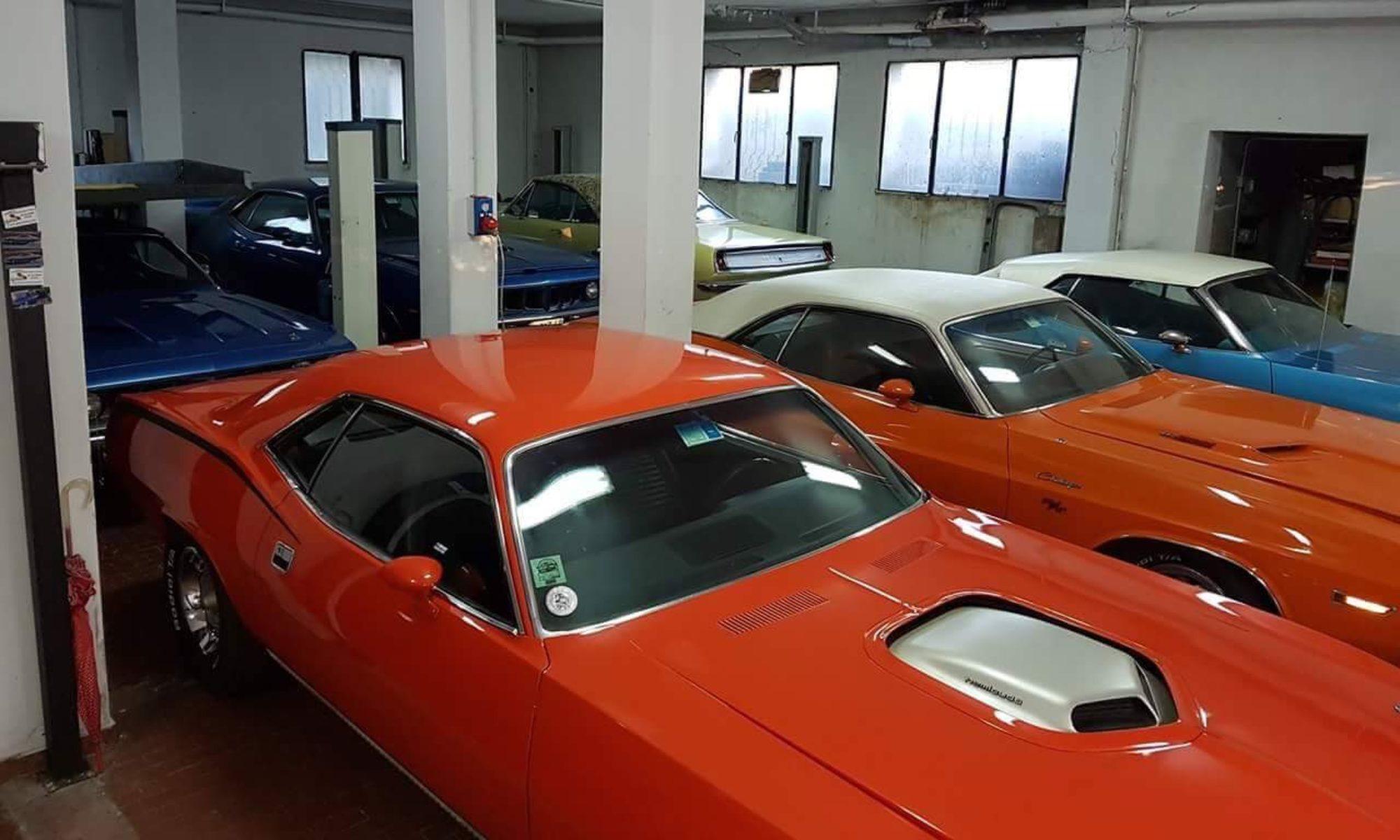 Importazione e restauro auto americane importazione for 2 officine di garage per auto