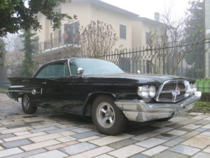 Chrysler 300 F in vendita, motore 413 cross ram