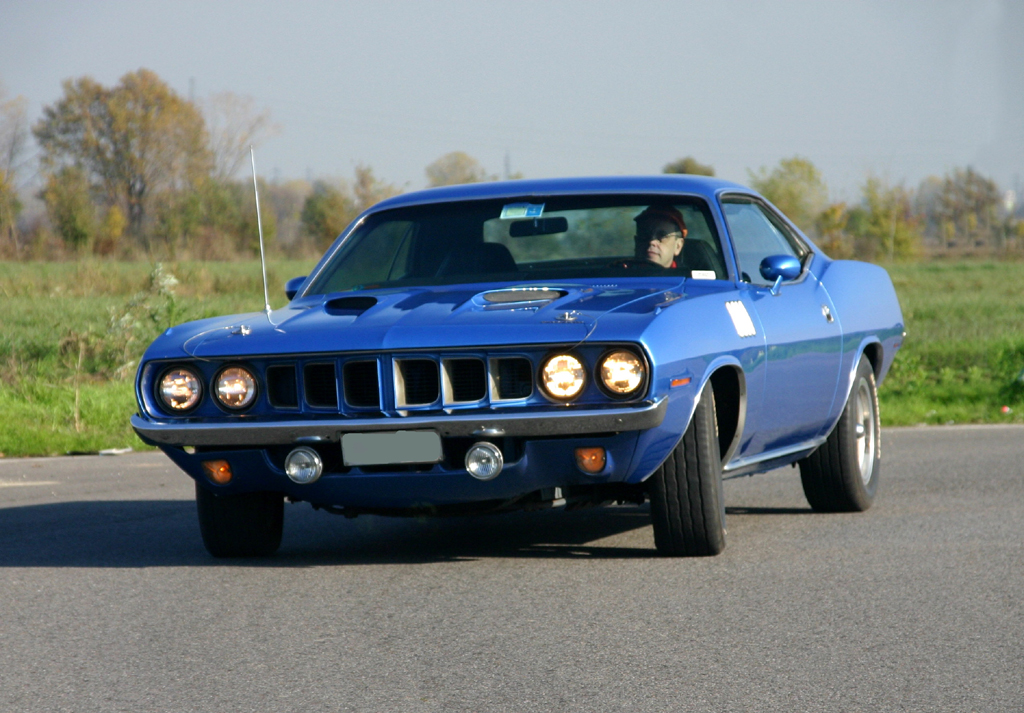 1971 Cuda 383
