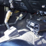 Pistol grip shifter