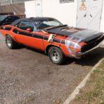 Lavori di restauro Challenger 71 V code